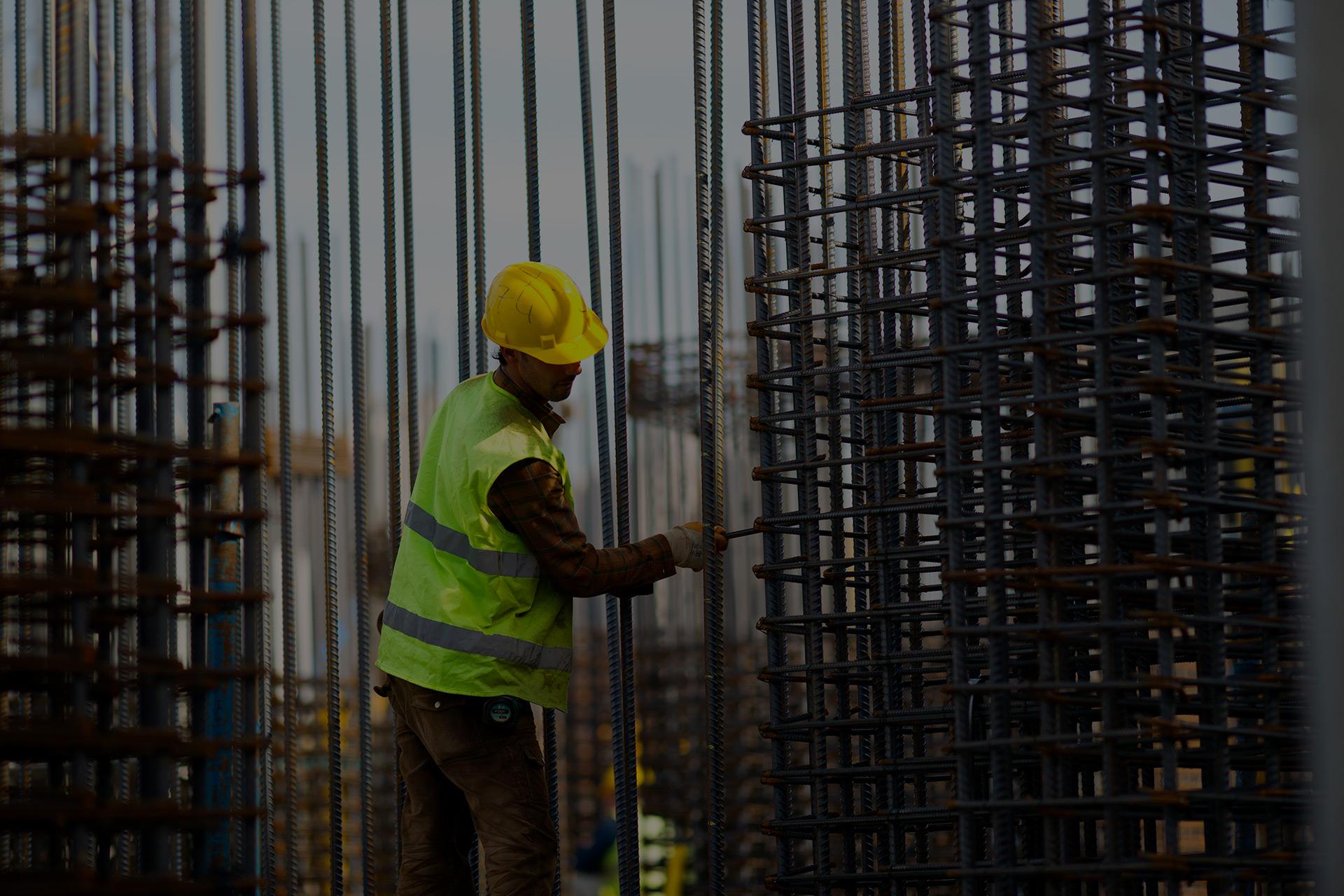 Budowa i remonty konstrukcji stalowych