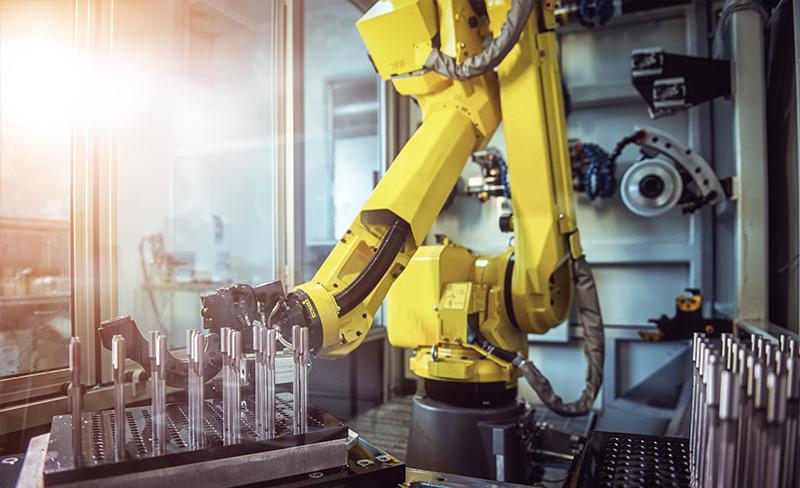 Kompletna relokacja maszyn oraz urządzeń przemysłowych